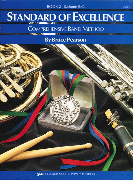 Standard of Excellence Book 2, Baritone B.C.