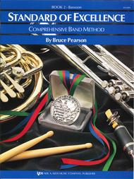 Standard of Excellence Book 2, Bassoon