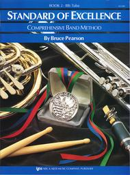 Standard of Excellence Book 2, Tuba