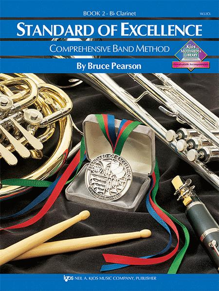 Standard of Excellence Book 2, Clarinet