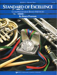 Standard of Excellence Book 2, Electric Bass