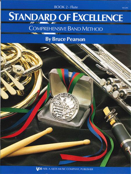 Standard of Excellence Book 2, Flute