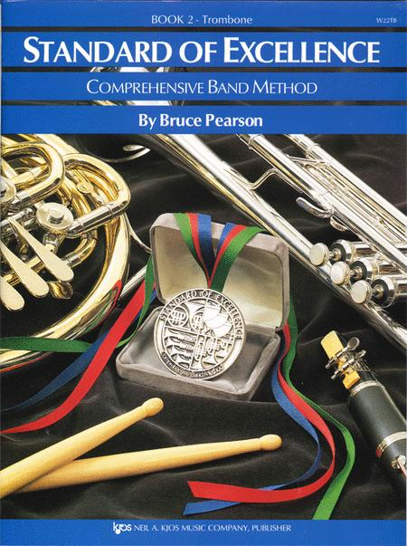 Standard of Excellence Book 2, Trombone