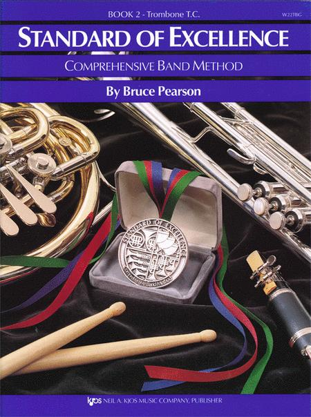 Standard of Excellence Book 2, Trombone T.C.