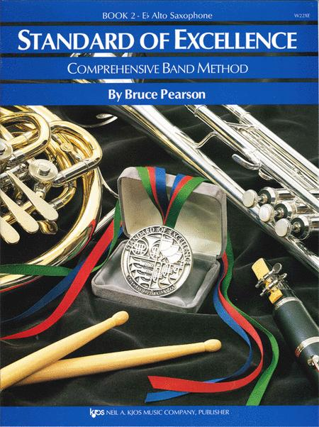 Standard of Excellence Book 2, Alto Sax