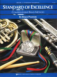 Standard of Excellence Book 2, Baritone Sax