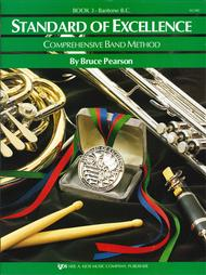 Standard of Excellence Book 3, Baritone B.C.