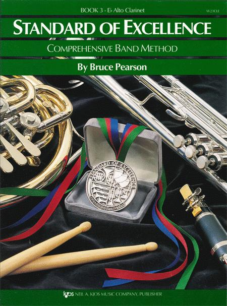 Standard of Excellence Book 3, Alto Clarinet
