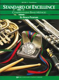 Standard of Excellence Book 3, Trombone
