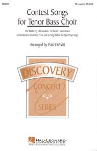 Contest Songs for Tenor Bass Choir (Collection)