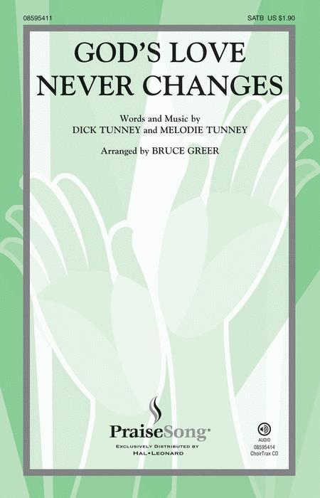 God's Love Never Changes