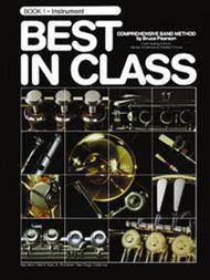 Best In Class, Book 1 - BBb Tuba B.C.