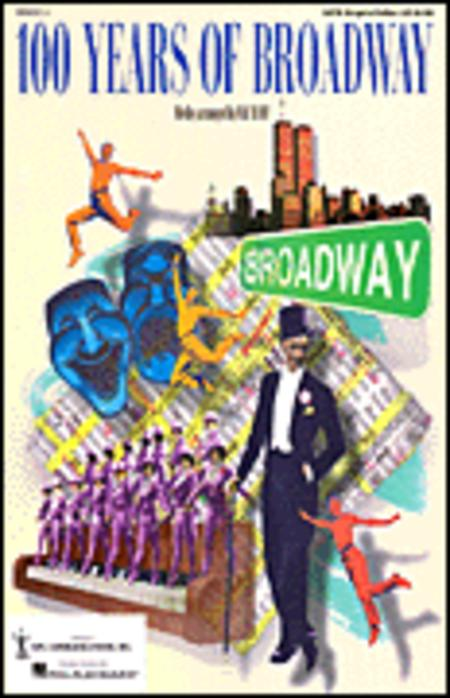 100 Years of Broadway (Medley) - ShowTrax CD (CD only)