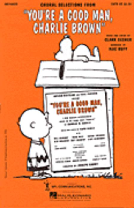 You're a Good Man, Charlie Brown (Choral Selections) - ShowTrax CD