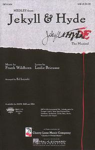 Jekyll & Hyde (Medley) - ShowTrax CD