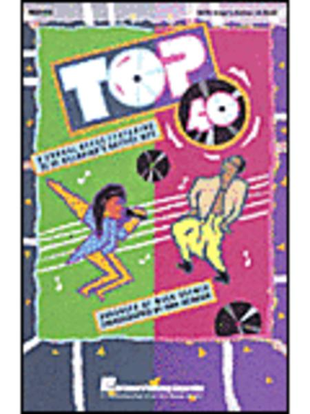 Top 40 (Feature Medley) - ShowTrax CD