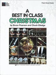 A Best in Class Christmas - Piano/Vocal/Guitar
