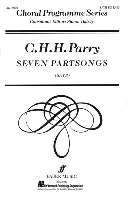 Seven Partsongs (Collection)