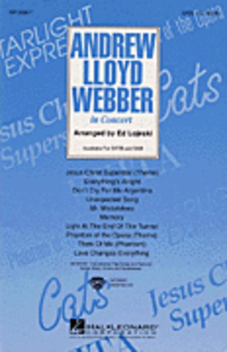 Andrew Lloyd Webber in Concert (Medley)