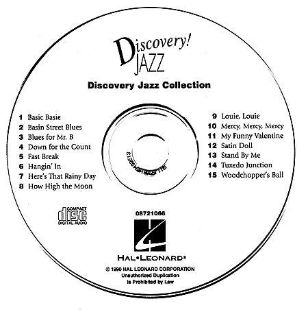 Discovery Jazz Collection