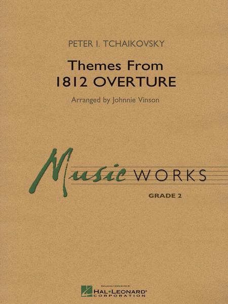 1812 Overture, Themes from