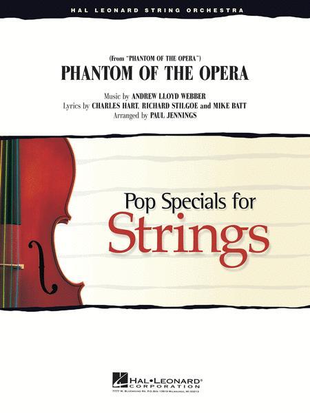 Phantom of the Opera (Main Theme)