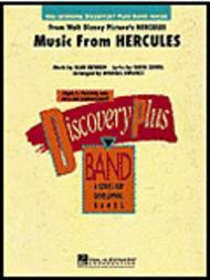 Hercules, Music from