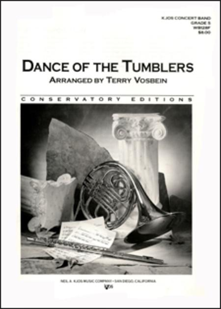 Dance of the Tumblers - Score