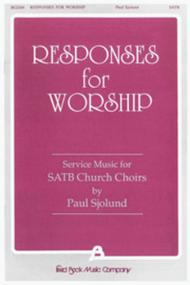 Responses for Worship
