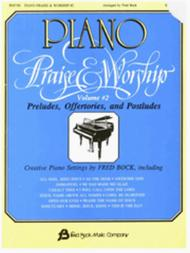 Piano Praise and Worship #2