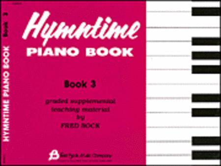 Hymntime Piano Book #3 Children's Piano