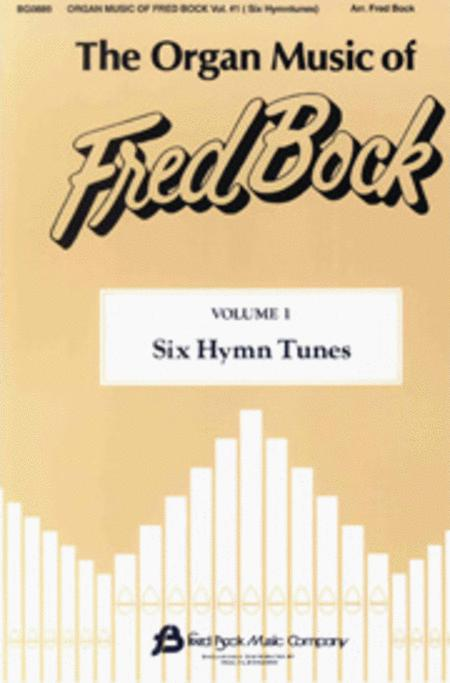 The Organ Music of Fred Bock