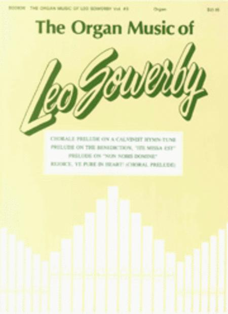 The Organ Music of Leo Sowerby - Volume 3