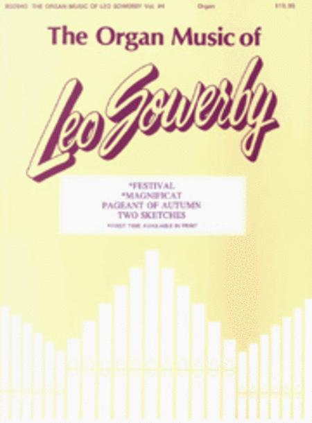 The Organ Music of Leo Sowerby - Volume 4