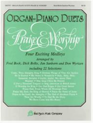 Praise & Worship Organ-Piano Duets