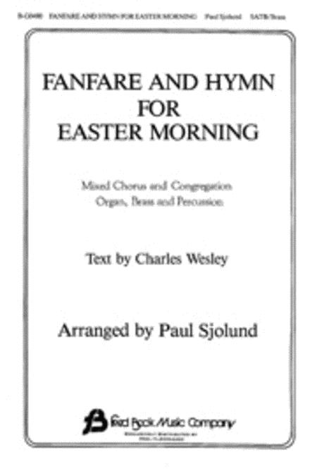 Fanfare and Hymn for Easter Morning