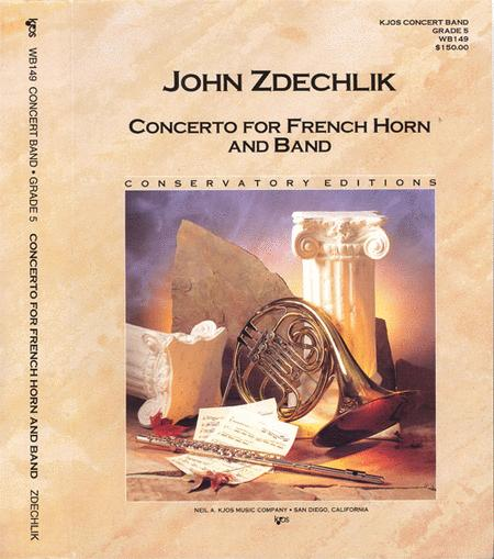 Concerto For French Horn & Band