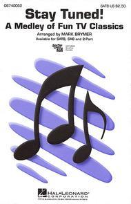 Stay Tuned! (Medley) - ShowTrax CD