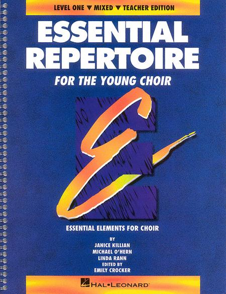 Essential Repertoire for the Young Choir