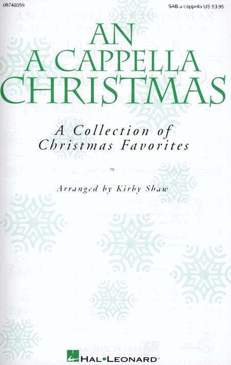 An A Cappella Christmas (Collection)