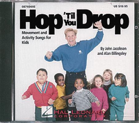 Hop 'Til You Drop (Movement and Activity Collection)
