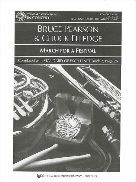 March For a Festival - Score