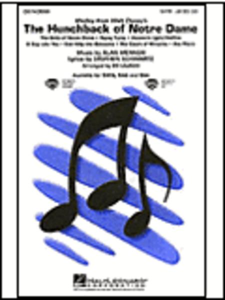 The Hunchback of Notre Dame (Medley) - ShowTrax CD