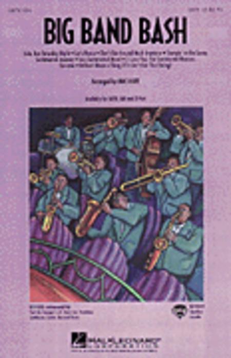 Big Band Bash (Medley) - ShowTrax CD