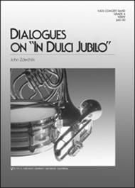 Dialogues On In Dulci Jubilo - Score