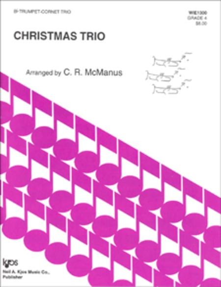 Christmas Trio, Trumpet/Cornet