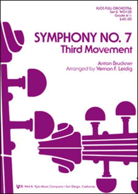 Symphony No. 7, 3rd Movement