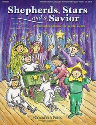 Shepherd, Stars, And A Savior - CD Only