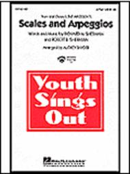 Scales and Arpeggios - ShowTrax CD