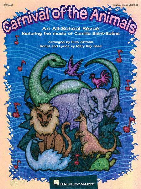 Carnival of the Animals - Teacher's Edition